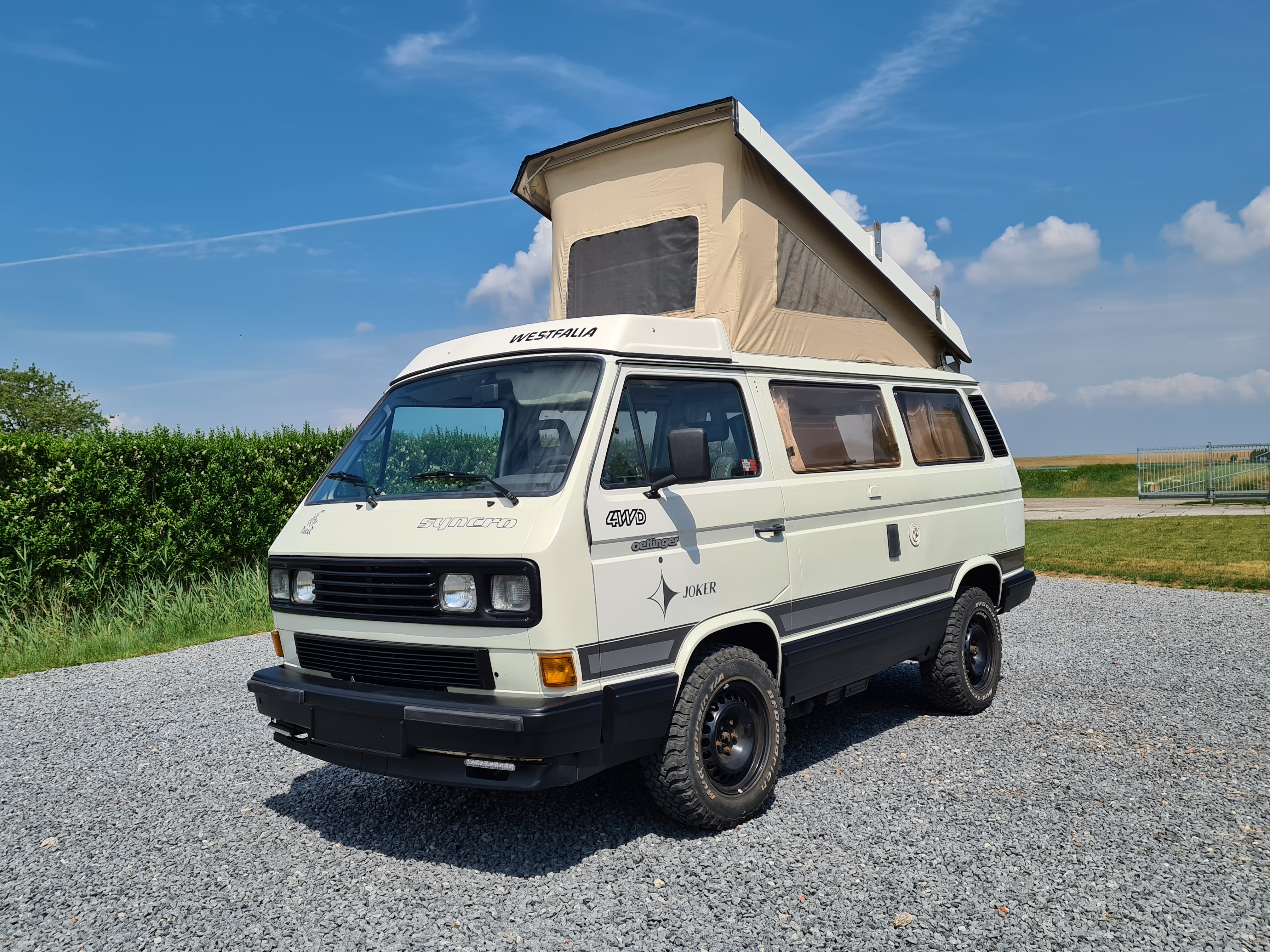 New Arrival T3 Westfalia Syncro Oettinger 1987 The Cool Vw T1 T2 T3 Vw Bus Klassieke Vw Bus Oldtimer Vw Bus Samba Vw Camper Spijlbus Baywindow Panoramabus Westfalia Camper T2b T2a